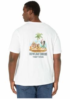 Tommy Bahama Big & Tall Howliday Cheers Tee