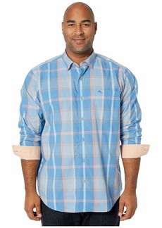 Tommy Bahama Big & Tall Newport Alterra Plaid
