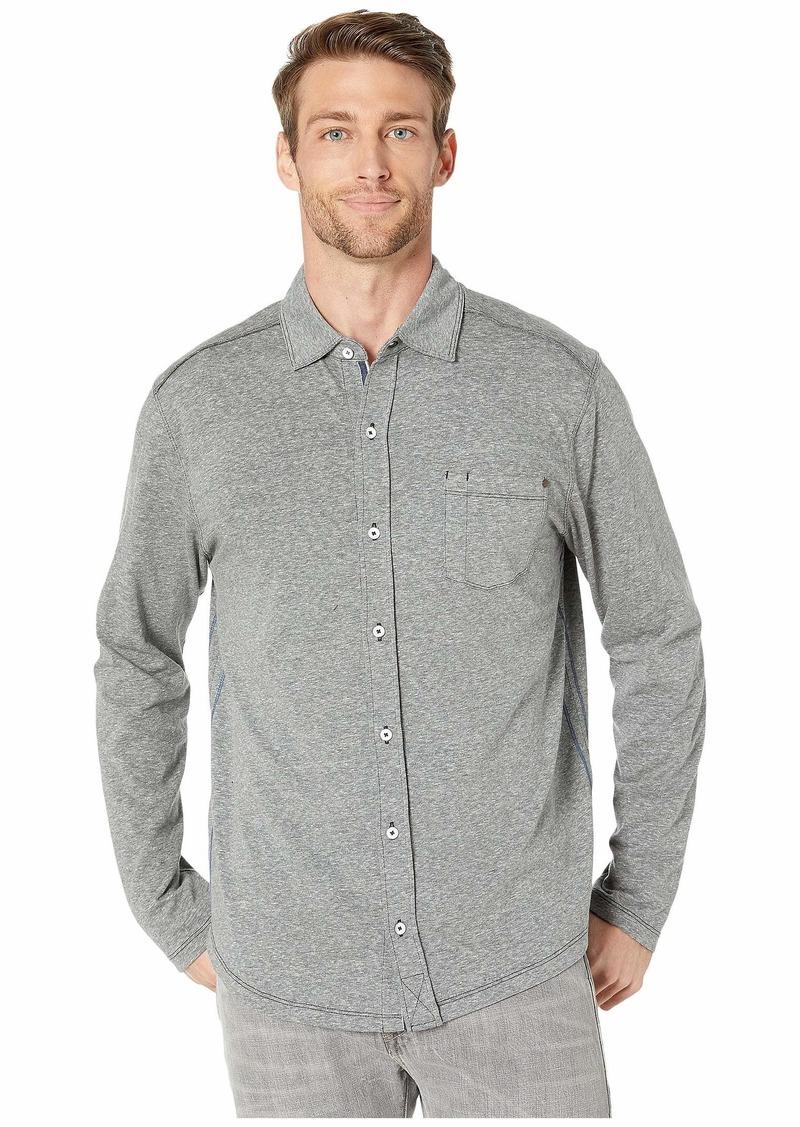 Tommy Bahama Bodega Beach Button Shirt Long Sleeve