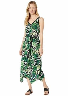 Tommy Bahama Breeze Block Bliss Midi Dress