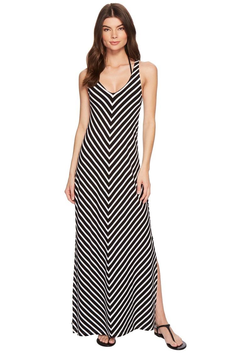 59d7de7b41145 Tommy Bahama Breton Stripe Racerback Maxi Dress Cover-Up | Swimwear