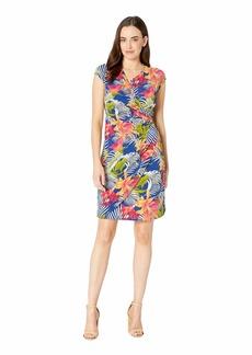 Tommy Bahama Cactus Rica Wrap Dress