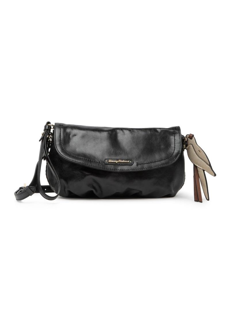 Tommy Bahama Calero Leather Crossbody Bag