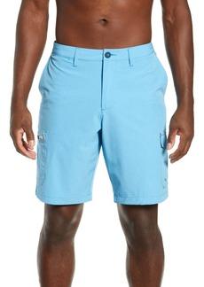 Tommy Bahama Cayman Isles Cargo Hybrid Board Shorts