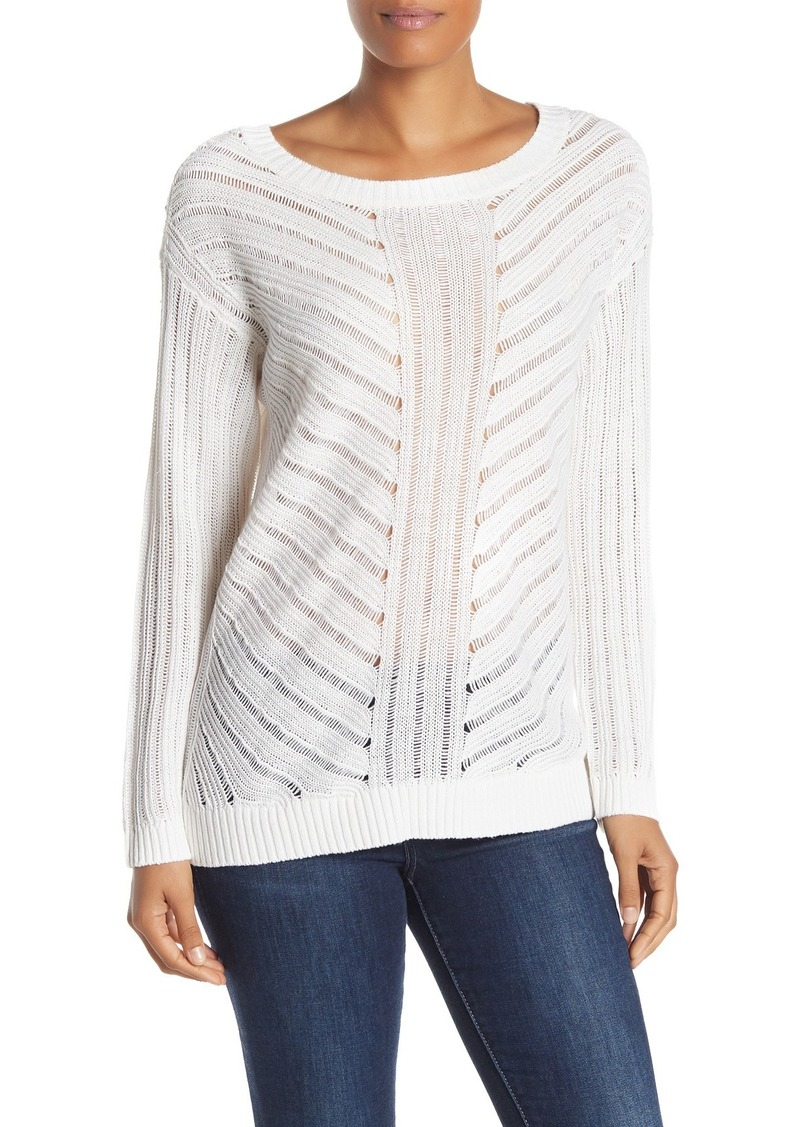 Tommy Bahama Cedar Linen Pullover Sweater