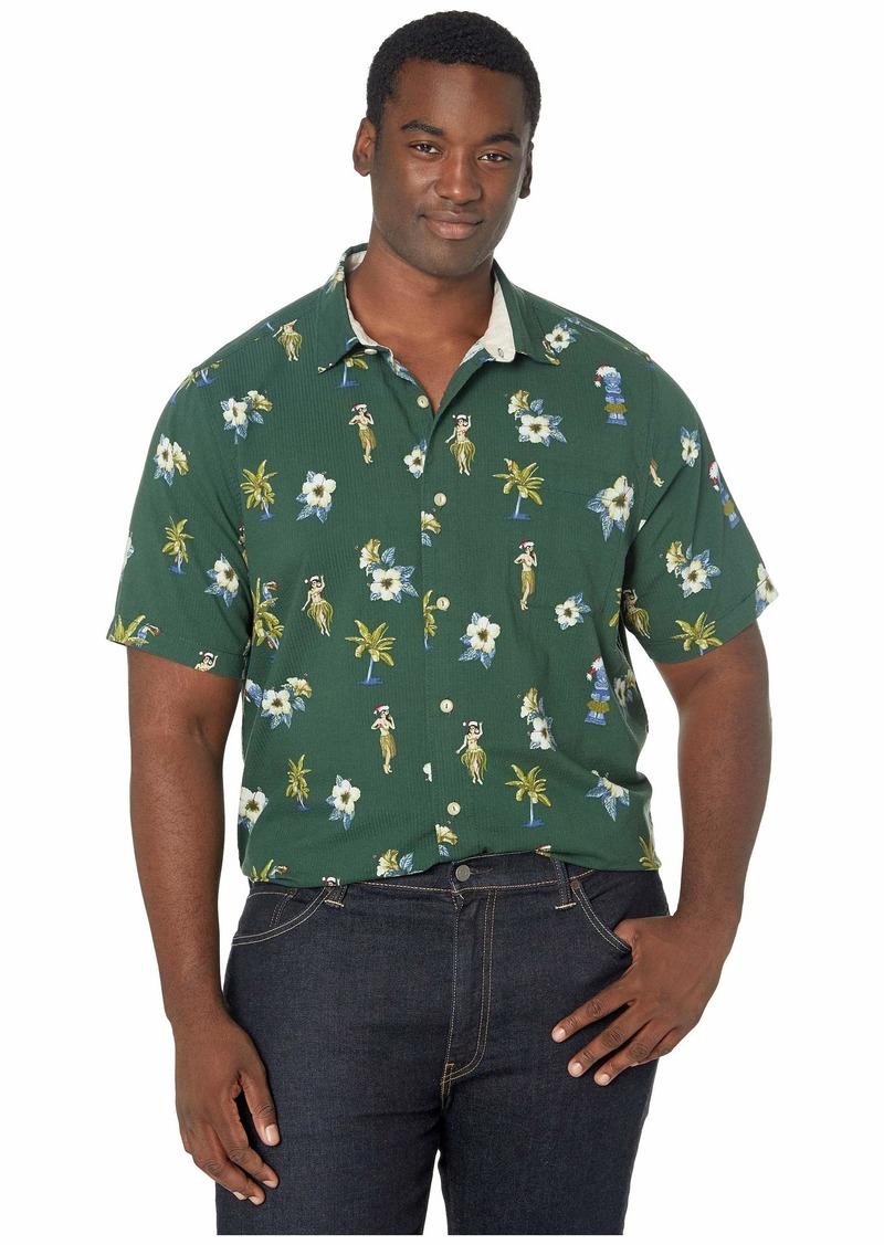 Tommy Bahama Cheeky Tiki Holidays Camp Shirt