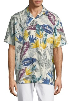 Tommy Bahama Coconut-Print Button-Down Shirt