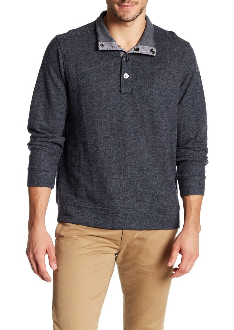 Tommy Bahama Cold Spring Snap Placket Pullover