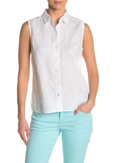 Tommy Bahama Core Sea Glass Linen Tank