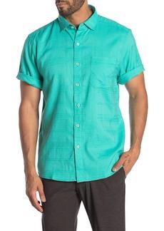 Tommy Bahama Costa Tautira Short Sleeve Linen Blend Shirt