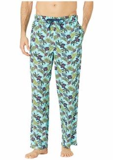 Tommy Bahama Cotton Modal Printed Knit Pants