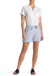 Tommy Bahama Crystalline Waters Stripe Linen Shorts