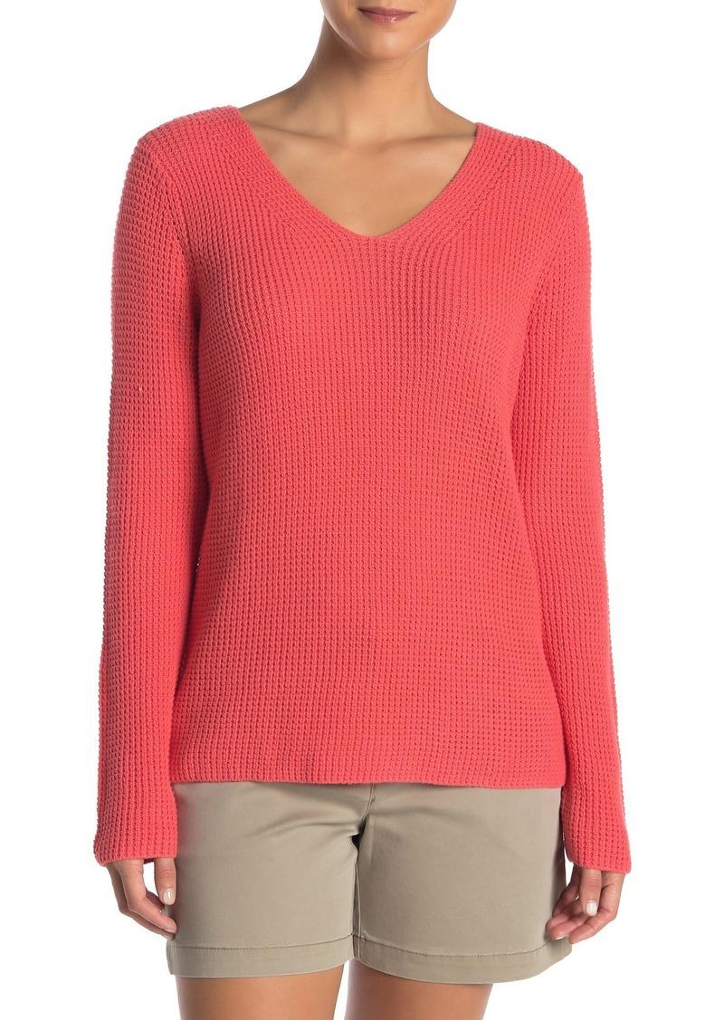 Tommy Bahama Cubana V-Neck Pullover Sweater