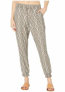 Tommy Bahama Desert Python Jogger Pants Cover-Up