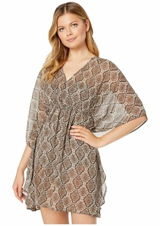 Tommy Bahama Desert Python Tunic Cover-Up