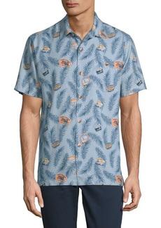9becf89c Tommy Bahama Aloha Isles Windowpane Casual Button-Down Shirt ...