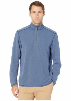 Tommy Bahama Double in Paradise Reversible 1/2 Zip Sweater