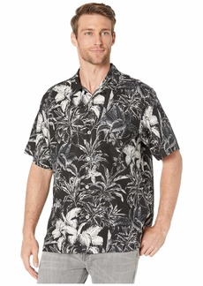 Tommy Bahama Elegant Sketch Camp Shirt