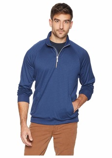 Tommy Bahama Elite Pro 1/2 Zip Pull-Over