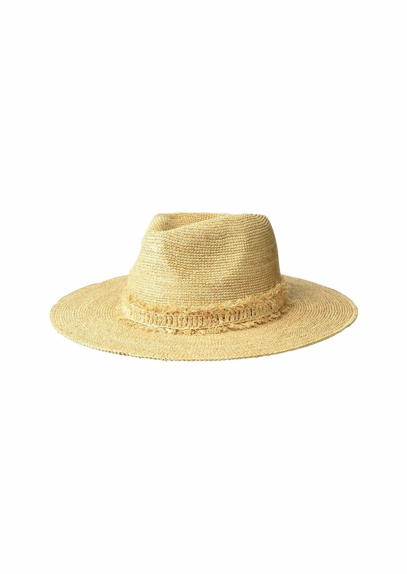 Tommy Bahama Fine Hand Crocheted Raffia Safari