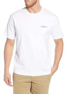 Tommy Bahama First Class Flight Graphic T-Shirt
