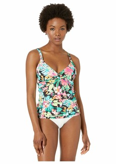 Tommy Bahama Fleur De Flora Underwire Tankini