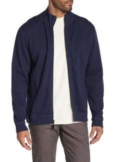 Tommy Bahama Flip Side Classic Reversible Full Zip Jacket