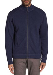 Tommy Bahama Flip Side Classic Reversible Full Zip Jacket