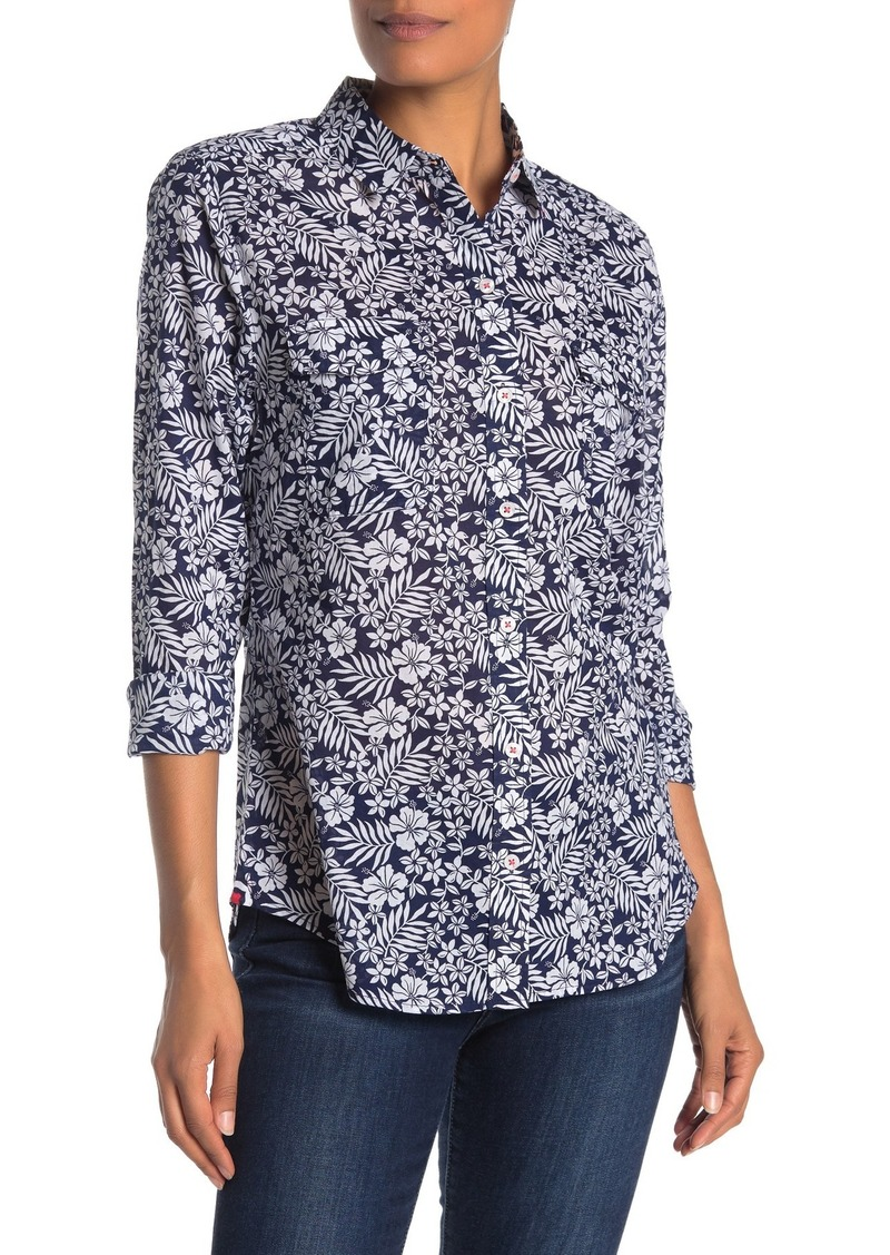 Tommy Bahama Florico Floral Print Shirt