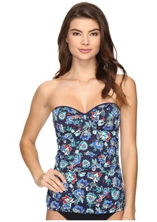 Tommy Bahama Folk Floral Underwire Bandini