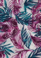Tommy Bahama Fronds of a Feather Infinity Scarf