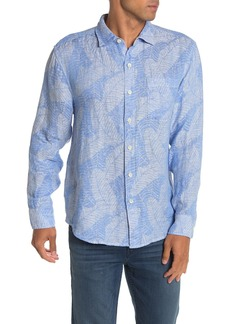 Tommy Bahama Frong Impressions Linen Shirt