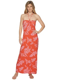 Tommy Bahama Hibiscus Hiatus Maxi Dress