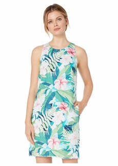 Tommy Bahama Hibiscus Hues Sleeveless Shift Dress