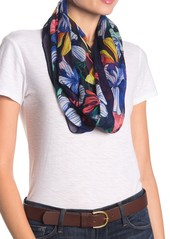 Tommy Bahama Hibiscus Sketch Infinity Scarf