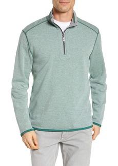 Tommy Bahama Huddle Up Half Zip Pullover