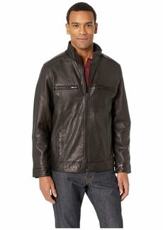 Tommy Bahama Hudson Peak Aviator Jacket