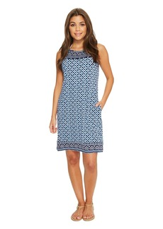 Tommy Bahama Indigo Cowrie Swim Dress Cover-Up