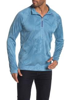 Tommy Bahama Island Active Forte Fronds Half-Zip Sweatshirt