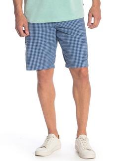 Tommy Bahama Island Check Seersucker Shorts