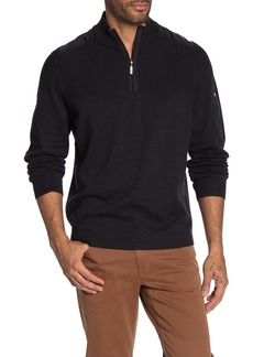 Tommy Bahama Island Fairway Half Zip Sweater