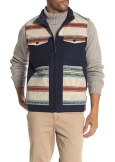 Tommy Bahama Island Serape Stripe Vest