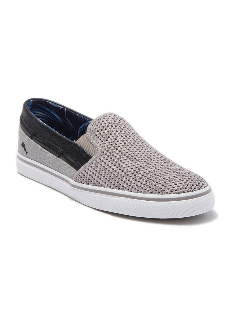 Tommy Bahama Jaali Perforated Slip-On Sneaker