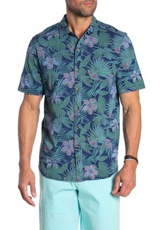 Tommy Bahama Jungle Camp Short Sleeve Shirt