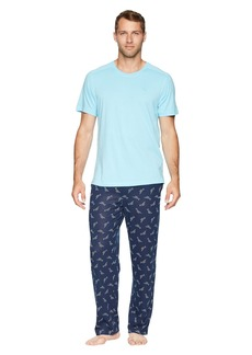 Tommy Bahama Knit Pants Pajama Set