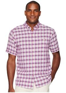 Tommy Bahama La Veleta Check Camp Shirt