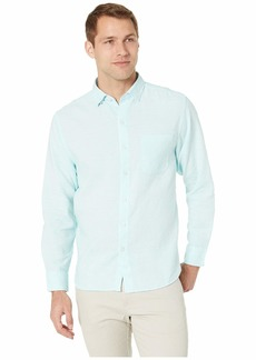 Tommy Bahama Long Sleeve Lanai Tides Camp Shirt