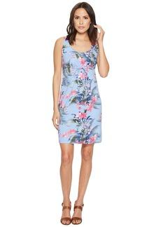 Tommy Bahama Madeira Blooms Sleeveless Short Dress