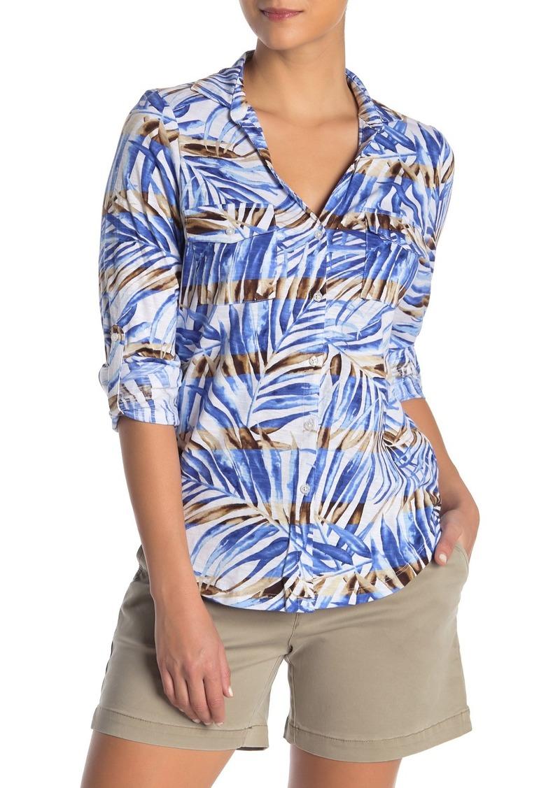 Tommy Bahama Mai Le Lei Knit Shirt