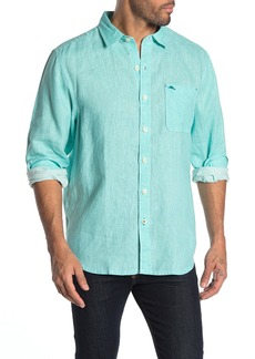 Tommy Bahama Marlin Escape Breezer Long Sleeve Shirt